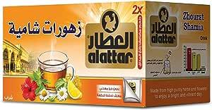 مشروب زهورات شامية من العطار- 20 كيس