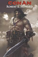 Conan: The Barbarian - Collected Adventures (Illustrated) Paperback