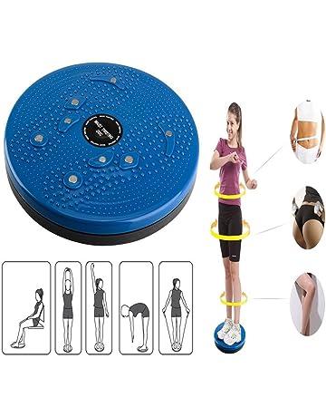 Twist Cintura Torsión Disc Junta Ejercicio Aeróbico Fitness Reflexología Imanes Balance Equipo de Ejercicio Junta (