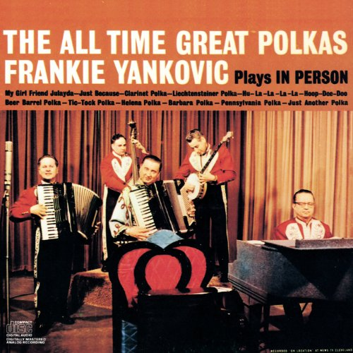 Polka Pop (Pennsylvania Polka (Album Version))