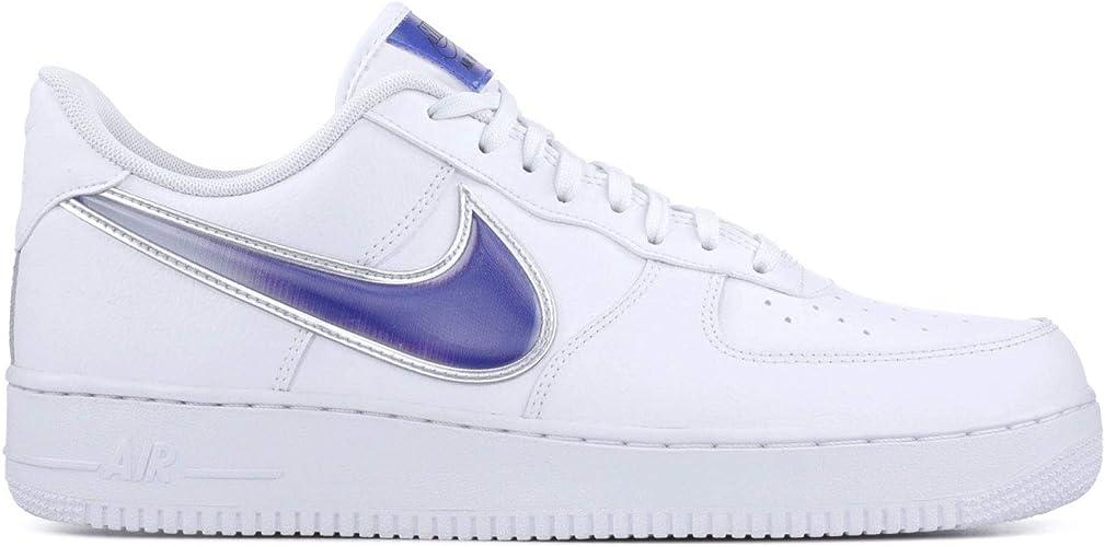 Nike Blue Air Force 1 Lv8 for men