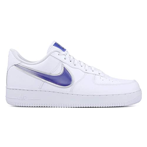 Nike Air Force 1 '07 Lv8 3 para Hombre Ao2441 101, Blanco