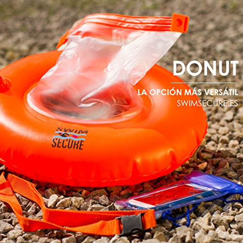 5ac6c004a70e Swim Secure Boya natación estanca Donut (Nadadores de Aguas Abiertas y  triatletas) Distribuidores en España