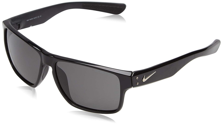 b1cbf88f0a Amazon.com  Nike Mavrk Square Sunglasses Matte Black
