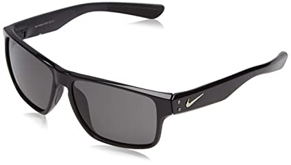 85e11f5606 Amazon.com  Nike Mavrk Square Sunglasses Matte Black