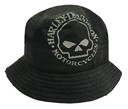 7d7fc931f5371 Amazon.com  Harley-Davidson Men s Bucket Hat