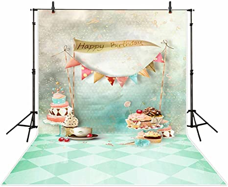 Funnytree 5x7ft Vinyl Photography Background Backdrops Wooden Board Child Baby Shower Photo Studio Prop photobooth Photoshoot