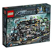 LEGO Ultra Agents Mission Headquarters - 70165