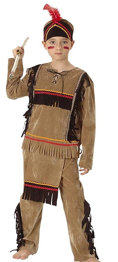 migliore selezione del 2019 valore eccezionale prima i clienti Boland 86947 - Costume da indiano Bambino, incl. bandana ...