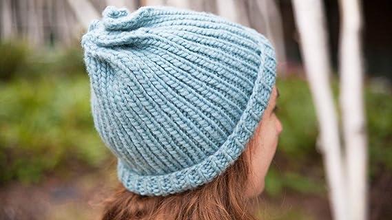a25cfb27052fbd Amazon.com: Knit a Twist Top Hat: Lynne Barr|Knitwear designer and ...