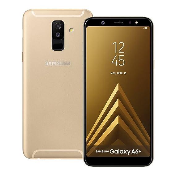 05226afdd Amazon.com  Samsung Galaxy A6 Plus (SM-A605G DS) 4GB 32GB 6.0-inches ...