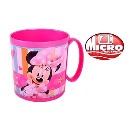 prix le plus bas la moitié style de mode GUIZMAX Tasse Minnie Mouse Micro Onde, mug Plastique Enfant ...