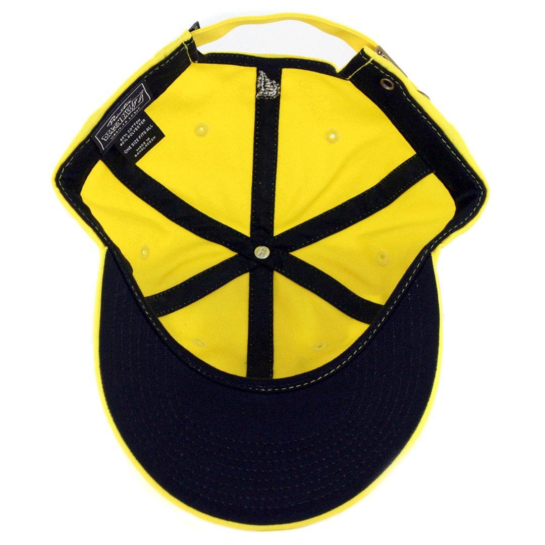 d4d949195 Primitive x Dragon Ball Z Goku Reflective Dad Hat (Yellow) DBZ Strapback Cap:  Amazon.ca: Clothing & Accessories