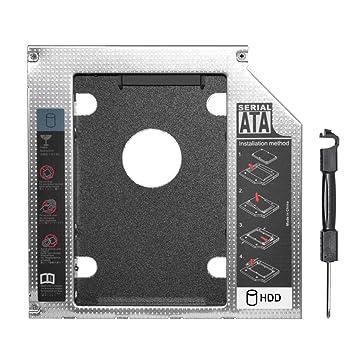 Amazon.com: DEEPFOX - Bandeja adaptadora para disco duro de ...