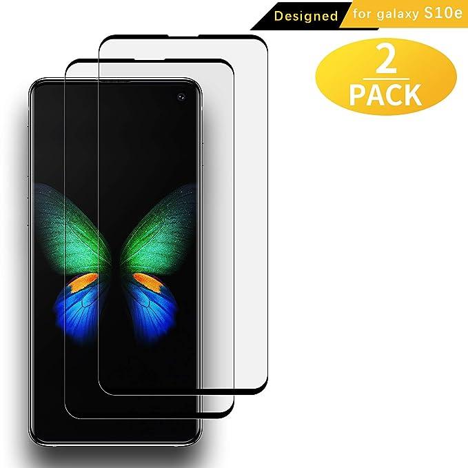 70 opinioni per EAWEN Vetro Temperato Samsung Galaxy S10e, 2 Pezzi 3D Copertura Completa