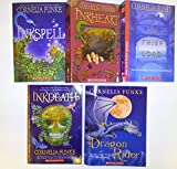 Download Cornelia Funke 5 book set: Inkheart Trilogy (inkspell, inkheart, inkdeath), Dragon Rider, Thief Lord in PDF ePUB Free Online