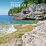 Wisconsin Wild & Scenic 2020 12 x 12 Inch Monthly Square Wall Calendar, USA United States of America Midwest State Nature