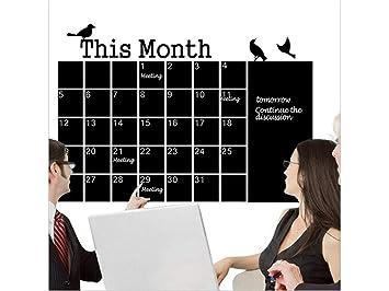Suministros Escolares Planificador mensual Memo Board ...