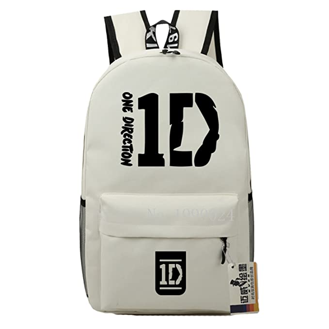 90a73550506d Amazon.com | Teenagers One Direction 1D Bags Boy Girl Oxford Kids ...