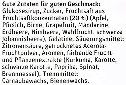 Tegut Fruchtsaft-Bärchen, 150 g: Amazon.de: Amazon Pantry