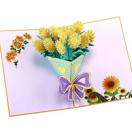 Tarjeta De FelicitacióN 3D Tarjeta De FelicitacióN Emergente ...