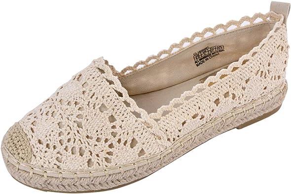 JENN ARDOR Women's Espadrille Sneakers