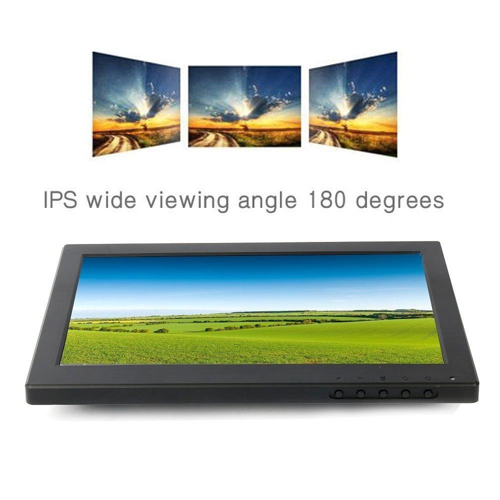 10.1'' HD USB Multi-Media Player IPS LCD 1280x800 HDMI AV BNC VGA TFT LED Monitor by YaeCCC (Image #4)