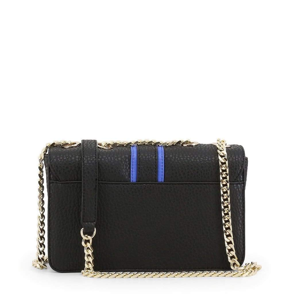 22cc05ff99e Amazon.com: Versace EE1VSBBF8 EMAG 899+202 Black/Blue Shoulder Bag for  Womens: Shoes