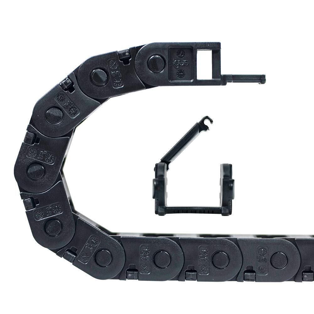 Width: 40mm, Bend Radius: 28mm Series E2-10 Cable Carrier 1 Meter igus Drag Chain Cable Organizer