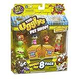 Ugglys Pet Shop Figurines (Pack of 8)