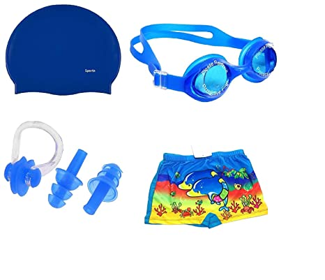 fb4980ec24 Body Maxx Swimming Kit Kids Swimming Shorts