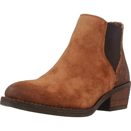 Botas para Mujer, Color marrón, Marca ALPE, Modelo Botas para Mujer ALPE 3460 74 Marrón: Amazon.es: Zapatos y complementos