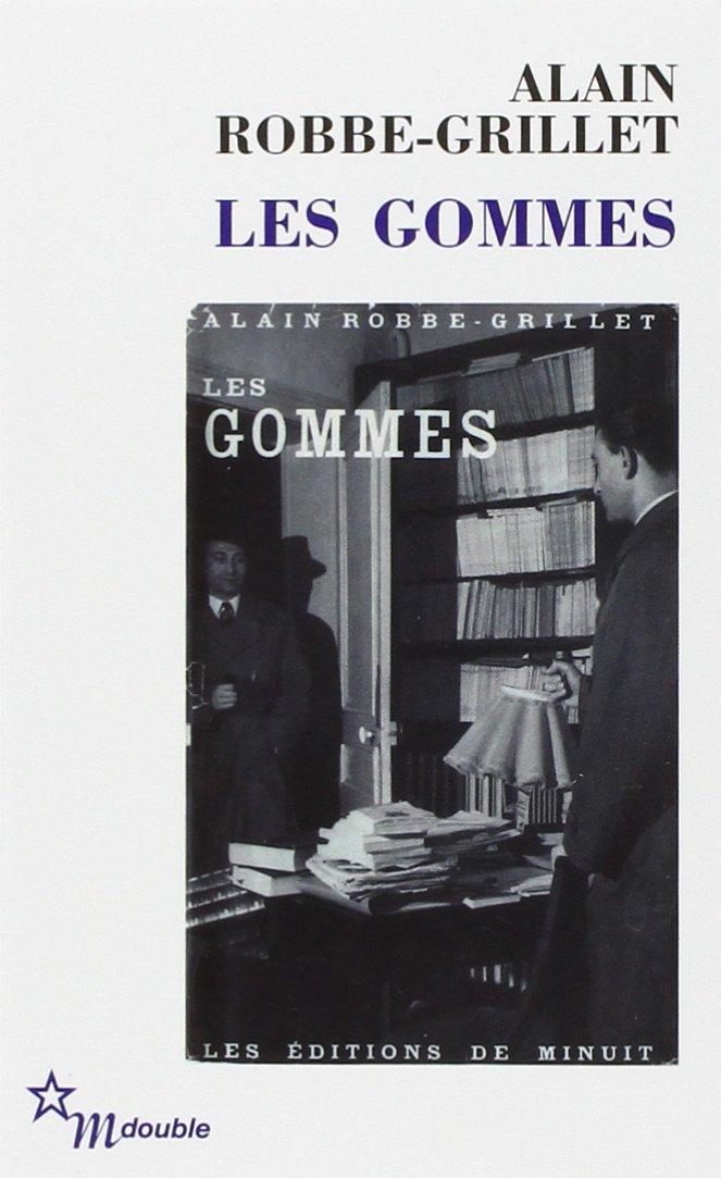 Alain-Robbe Grillet, Les Gommes (1953), Éditions de Minuit, 2012, 329 p.