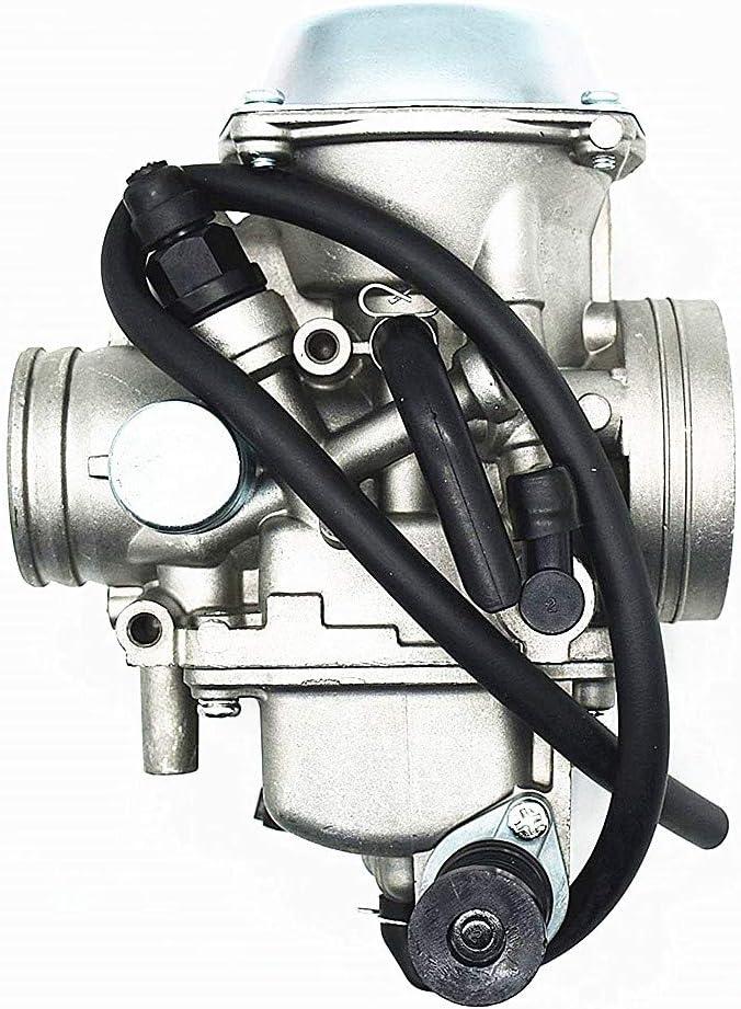 Carbman 16100-HN5-M41 Carburetor for Honda TRX350 Rancher 2000-2006 TRX300 1988-2000 TRX400 TRX 400FW Foreman TRX 450 TRX450FE 450FE FE Foreman