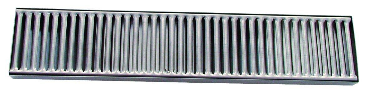 Update International (DTS-419) Rectangular Stainless Steel Drip Tray
