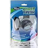 Wpro AFR300 Power Fresh - Pastillas limpiadoras para lavadora