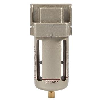 Filtro de Aire Comprimido 1/2 Compresor Separador de Trampa de Humedad de