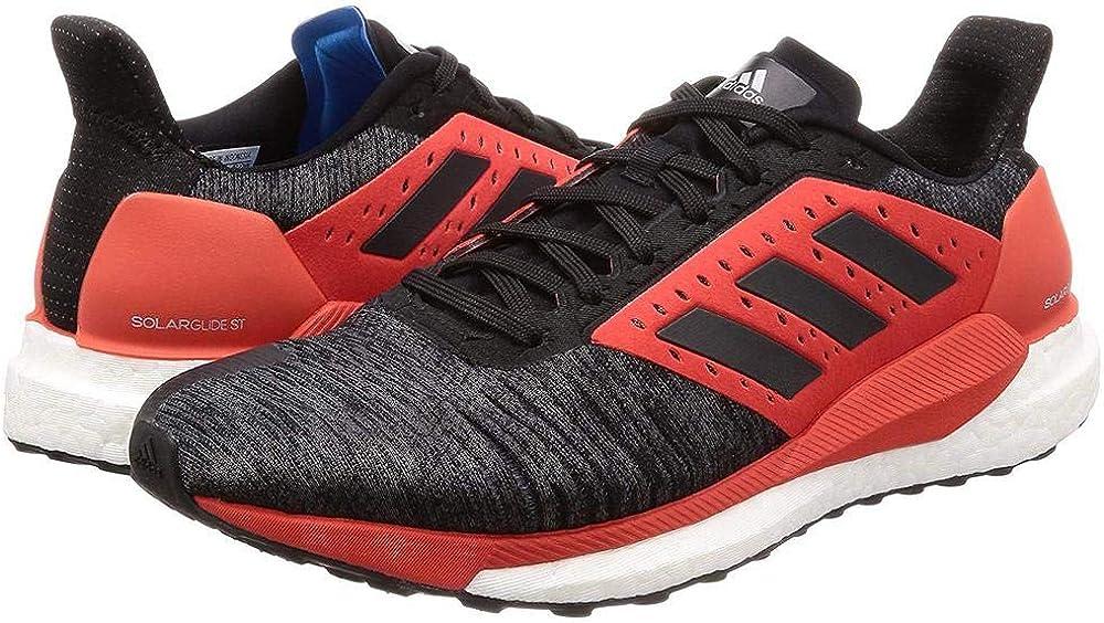 adidas Solar Glide ST M, Zapatillas de Running para Hombre, Gris (Gricin/Negbás/Roalre 0), 39 1/3 EU: Amazon.es: Zapatos y complementos