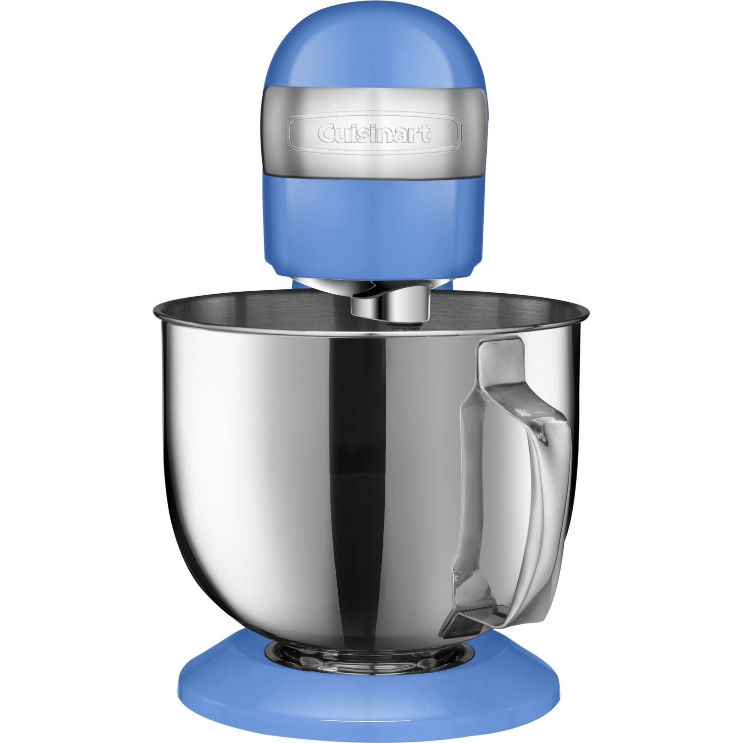 Periwinkle bluee Cuisinart SM-50 5.5 - Quart Stand Mixer, White