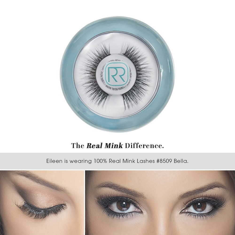Amazon Reese Robert Beauty 100 Real Mink Premium Strip Lashes