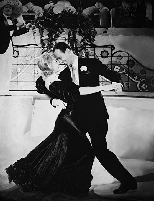 Amazon Com Flying Down To Rio Ginger Rogers Fred Astaire 1933 Dancing The Carioca Photo Print 16 X 20 Posters Prints