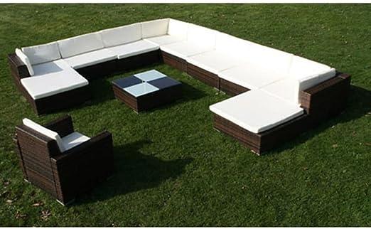 Muebles jardin exterior