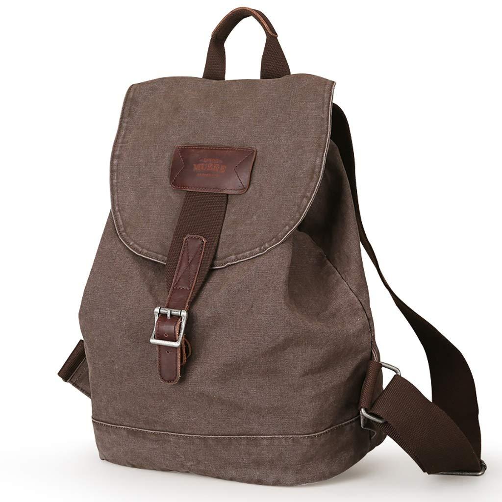 アルパインパック バックパックの学校のバッグレジャー旅行のバックパックの光レトロ30 * 19 * 44センチメートル (色 : B)  B B07LGKM1YW