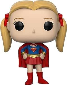 POP TV: Friends W2 - Pheobe as Supergirl