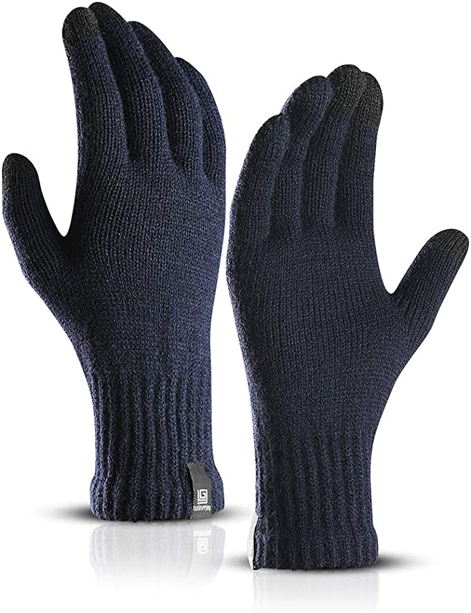 Winter Handschuhe Warm Anti-Rutsch Winddicht Wasserdicht Touch Screen Handschuh