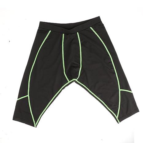 b7d2979e61 Men's Women's Sports Compression Wear Athletic Short Tights Basketball  Pants ...