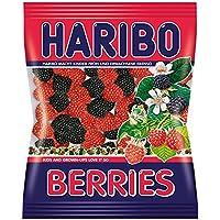 Haribo 哈瑞宝 树莓味软糖 200g*2(德国进口)