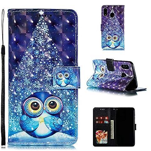 Custodia® Flip Wallet Case for Samsung Galaxy A30/Samsung Galaxy A20(Pattern 3) - 61Qt1tpelgL - Custodia® Flip Wallet Case for Samsung Galaxy A30/Samsung Galaxy A20(Pattern 3)