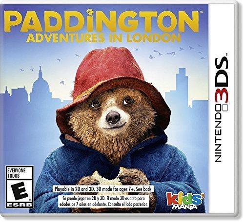 Paddington Adventures In London 3DS