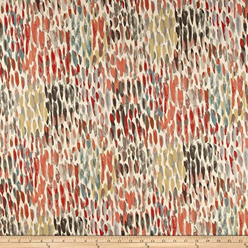 Kelly Ripa Home Make It Rain Nectar Fabric By The Yard